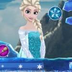 アナ雪のパズルゲームアプリ「Free Fall」を全レベル攻略!エンディングは・・・。